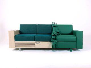 Staropramen Sofa