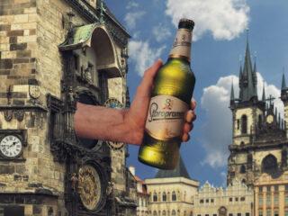 Staropramen Prag